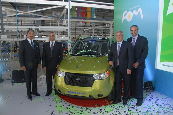 Mahindra Group Unveils Vision to Co-Create and Shape the Future of Mobility