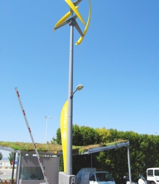 Urban Green Energy and GE Announce First Sanya Skypump Installation