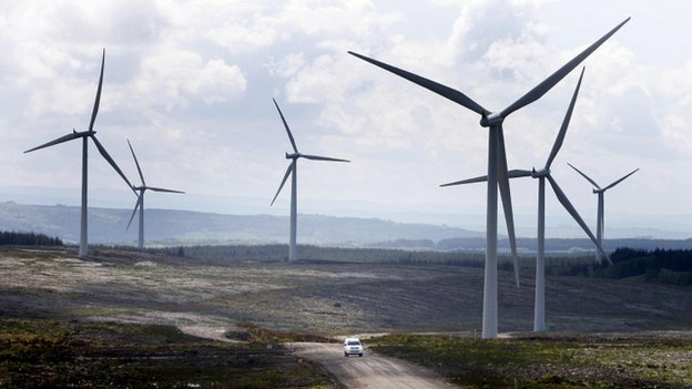 Iberdrola using supercomputer to predict wind farm output