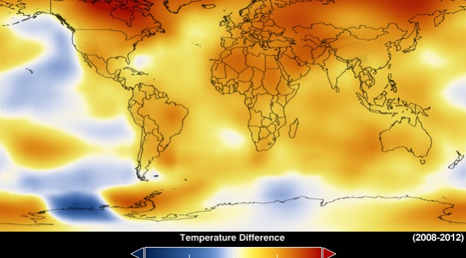 Threat from global warming heightened in latest U.N. report