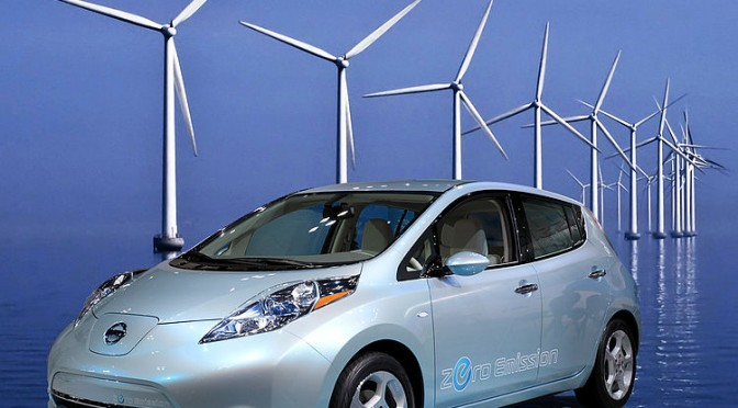 Ford joins Daimler, Nissan to develop fuel cell vehicles