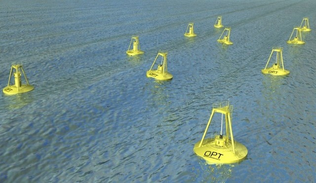 Ocean Energy Projects Developing On and Off America's Shores