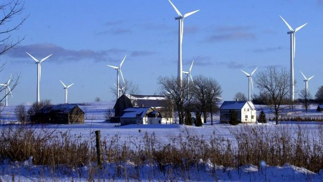 Science proves wind energy is safe