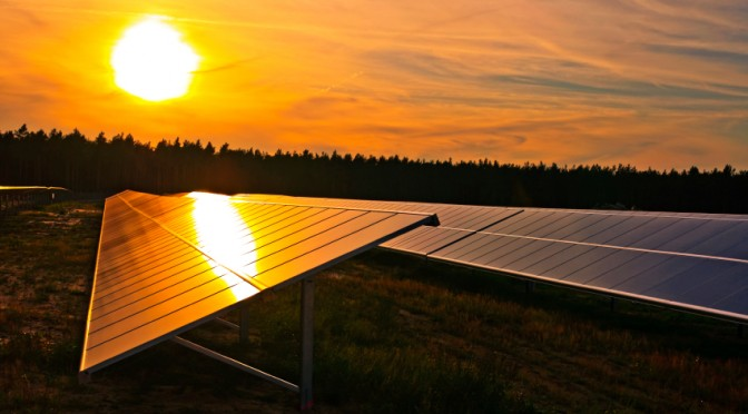 A 150 Mw Photovoltaic Solar Power Plant Will Be