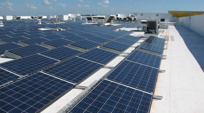 IKEA Plugs-in South Florida's Largest Solar Energy System and Becomes State's Largest Non-Utility Solar Owner, as Company Reaches 80% Solar Presence on Its U.S. Locations