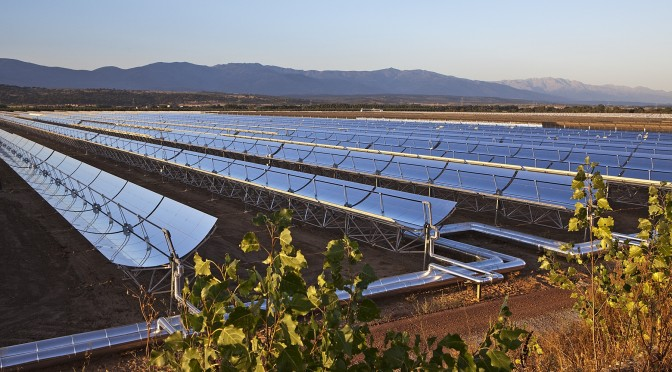 Chile commits to Concentrated Solar Power technology