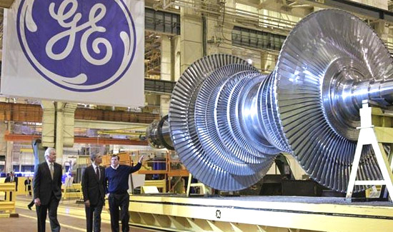 General Electric now the World's Biggest Wind Turbine Maker