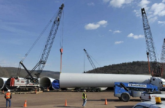 Mehoopany Wind Farm Now in Full Commercial Operation