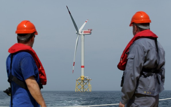 EIB – European Investment Bank : Helping a Baltic Sea wind farm power 340,000 German homes