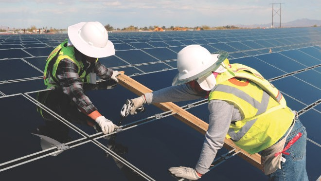 Solar Energy To Beat Coal Prices in New Mexico