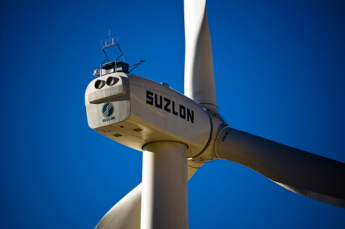 Suzlon commissions second wind power project for HAL