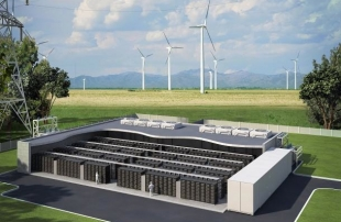 California Sets 50M W Target for Grid Energy Storage