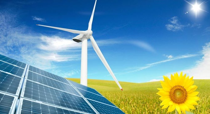 Solar power and wind energy to be cost competitive by 2025