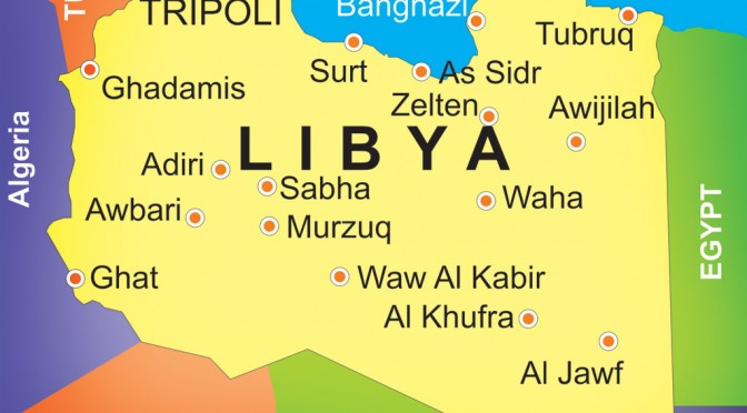 Libya could produce more energy in solar power than oil