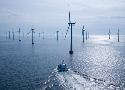 Wind Energy Update: United Kingdom Powerhouse for Offshore Wind