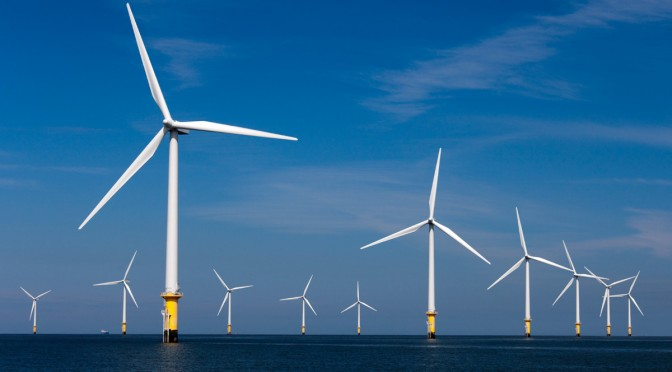 Dong Energy to build world's biggest wind farm off UK coast
