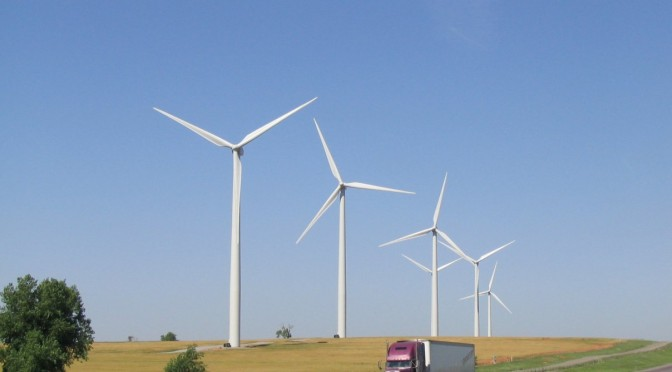Colorado can lead in wind energy