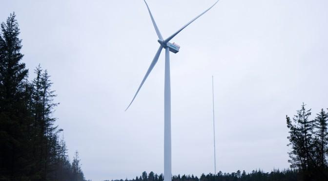 Siemens providing wind turbines to 114 MW swedish wind farm