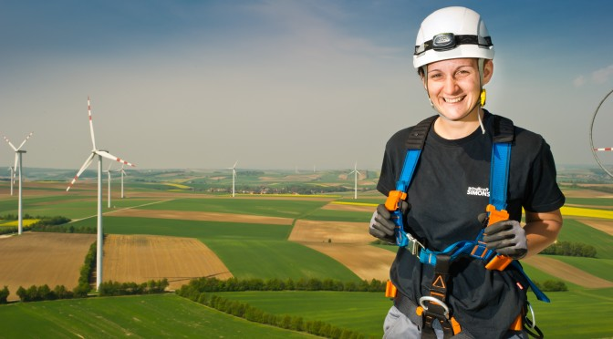 Honoring women in wind power