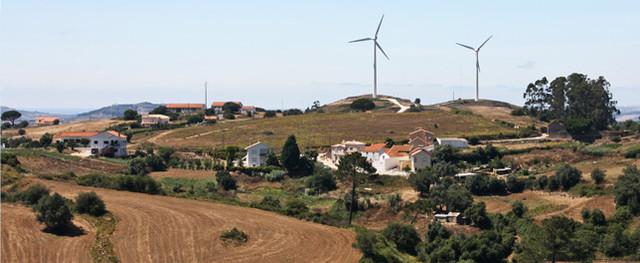 Wind farms: a noisy neighbour?