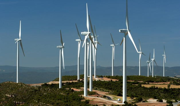 Wind energy will inject more than 230 million euros in Catalan municipalities