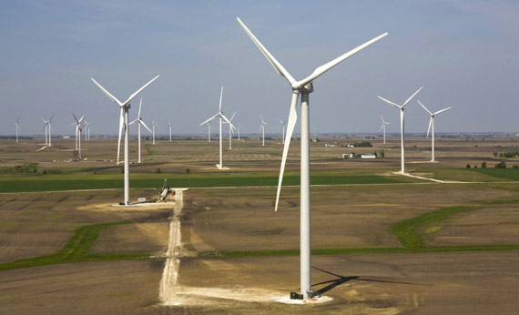 EDP Renewables signs a Build & Transfer agreement for a 102MW wind farm project