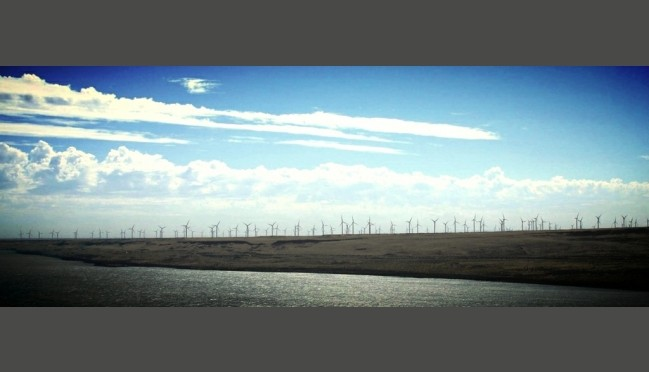 Wind farm delivers badly needed taxes to Ohio county