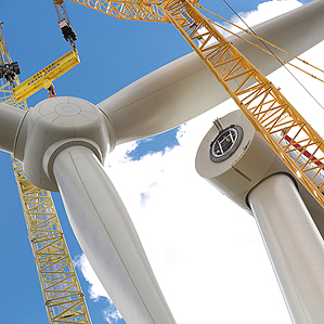 Technological advances are improving wind power