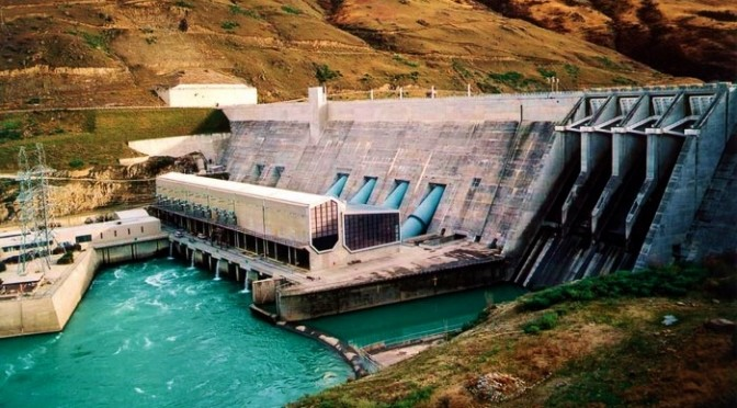 Hydropower and Geothermal Energy Growth Slows