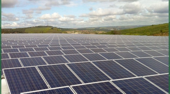 Grenergy announces the grid connection of two new rooftop photovoltaic projects in Andalucia