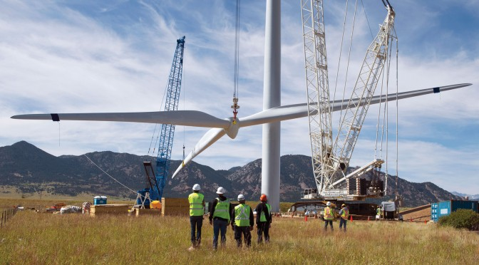 Wind energy in Angola: First wind farm