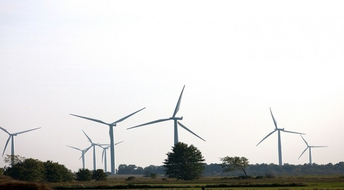 Kenyan government has endorsed the Lake Turkana Wind Power Project