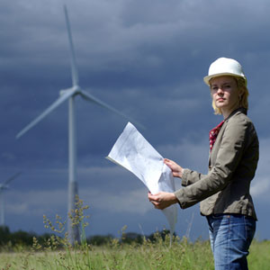 Wind energy industry commits to greater gender diversity at industry events