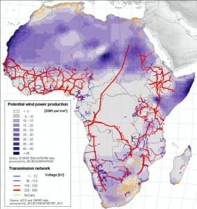 africa wind energy