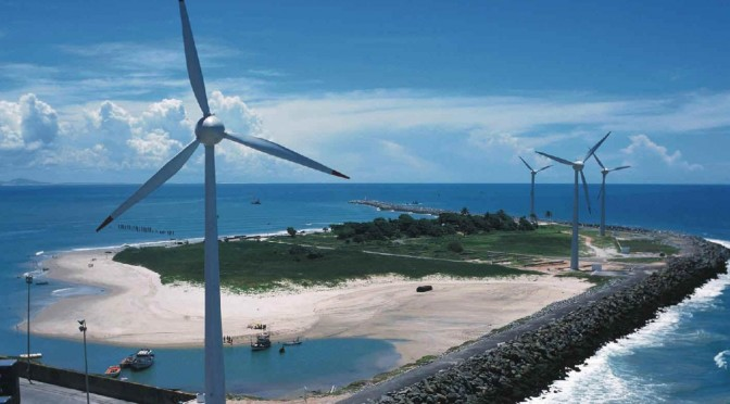 Wind power in Venezuela: Pdvsa will reactivate 14 wind turbines from the Paraguaná wind farm and Zulia wind farm continues to abandon