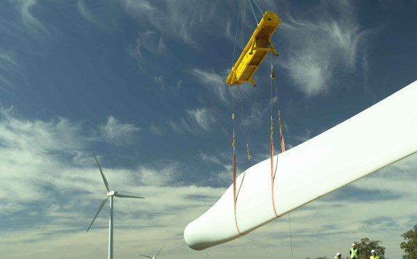 LM Windpower opens factory in Turkey
