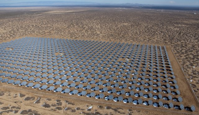 SolarReserve, Kensani and Intikon Complete $260 million Solar Project Financing with Key Investment from Google and the PIC