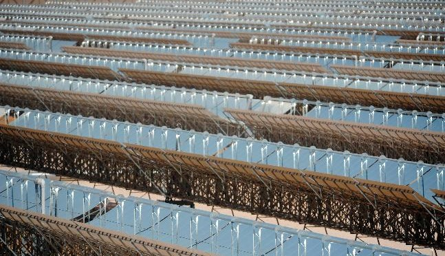 UAE opens world's largest CSP solar power plant, Shams 1