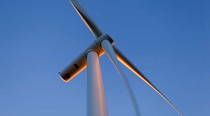 Pattern Erects First Wind Turbine at Its Chile Project and Reaches Mid-Point of Construction at Its Ontario Project