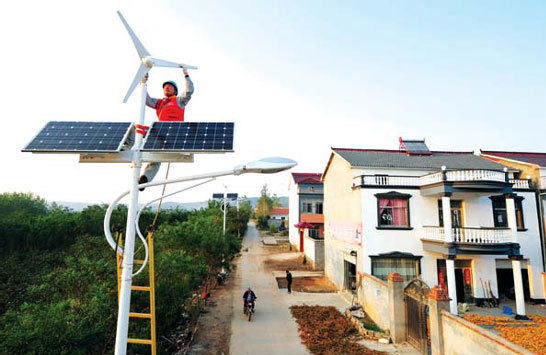 China's power capacity to hit 1.23 bln kw by year's end