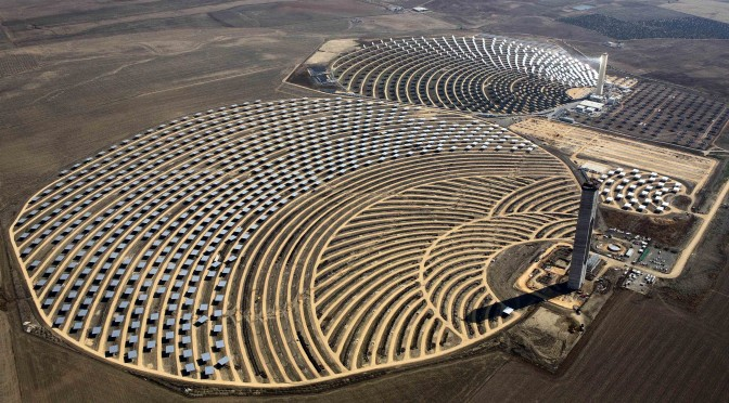 Concentrating Solar Power in Spain: Protermosolar has appealed to the Supreme Court