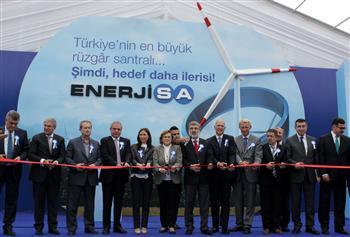 EBRD gets biggest wind farm in Turkey rolling