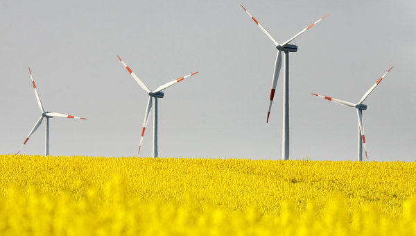 First wind farm to be built in Kaliningrad region