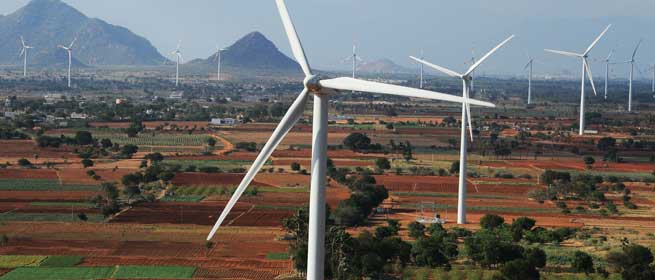 Gujarat's wind energy capacity grows highest in 4 years