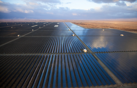 NRG Solar Official Opens 66 MW Solar Energy Plant in California