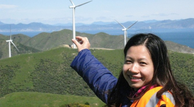 New wind farm in Vietnam