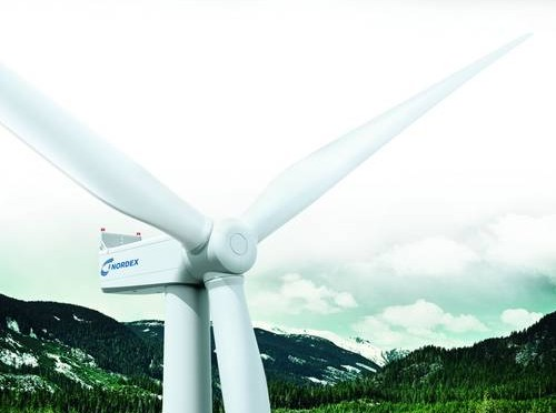 Nordex to equip 72 MW Google wind energy plant in Sweden