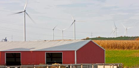 Vestas wins Wisconsin wind energy service deal