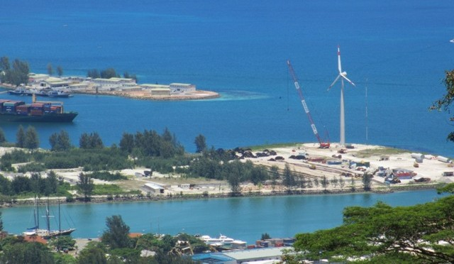 Wind energy in Seychelles: Masdar launches wind farm