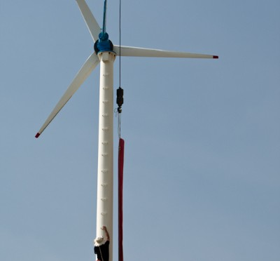 The Blue Circle, Annex Power to develop wind energy in Thailand